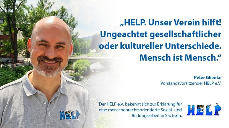 Help Sachsen Menschenrechte